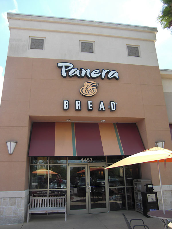 Day 231 – Panera Bread in Sanford FL