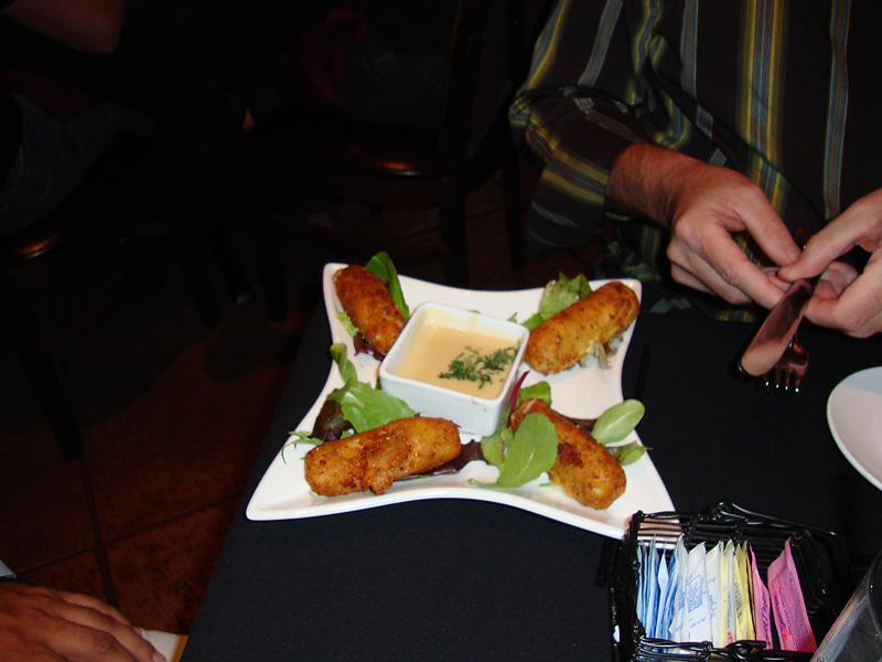 Cordon Bleu Croquettes