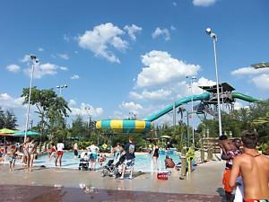 Fun Water Rides