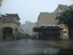 Rainy Days in Sanford FL