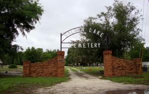 Lake Sylvan Cementery
