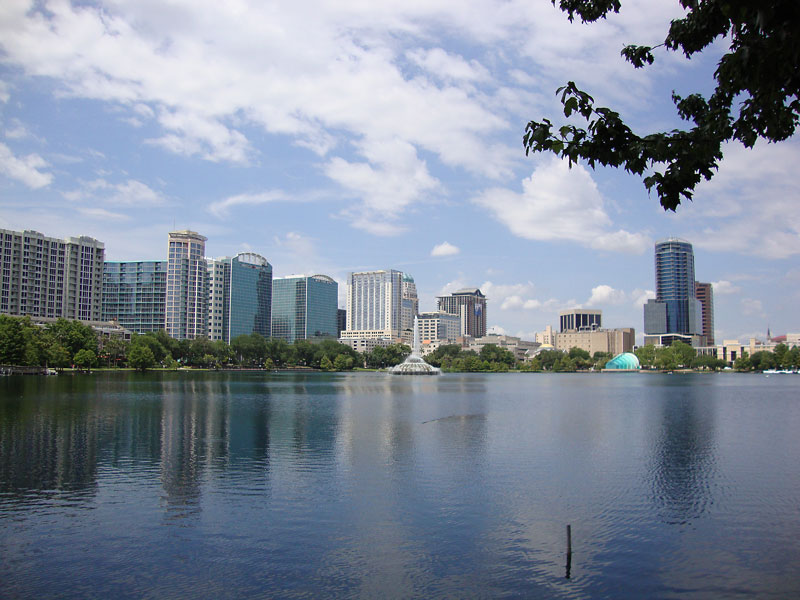 Day 258 – Lake Eola Park Orlando