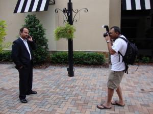 Photo Session with Kamran Malik