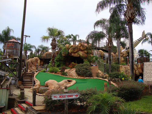 Day 282 Congo River Mini Golf In Altamonte Springs Fl