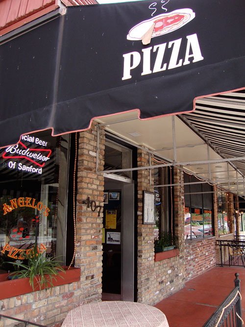 Day 291 – Angelos Pizzeria Sanford FL
