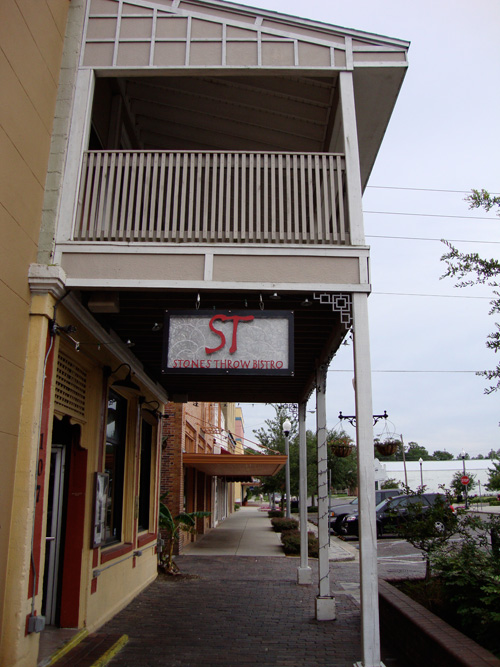 Day 293 – Stones Throw Bistro Sanford FL