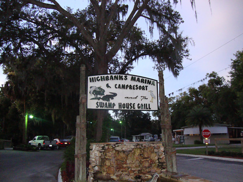 Swamp House Grill Debary FL