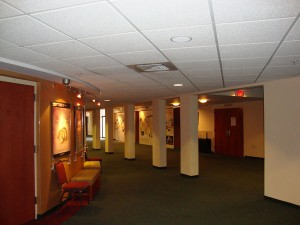 Inside the Orlando Shakespeare Center