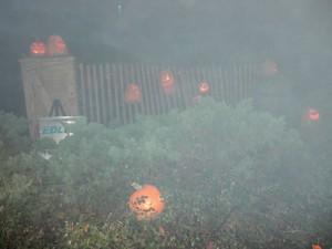 Halloween Decoration in Orlando