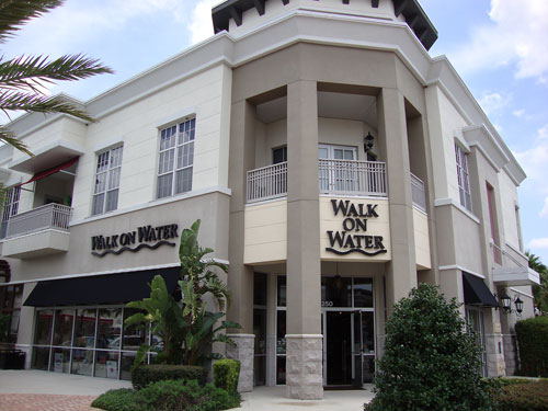 Day 317 – Walk on Water and Marie France Boutique – Shopping in Lake Mary