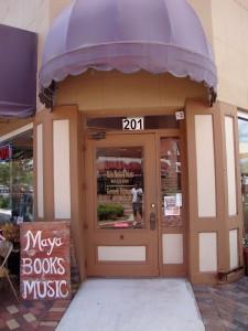 Maya's Book Store