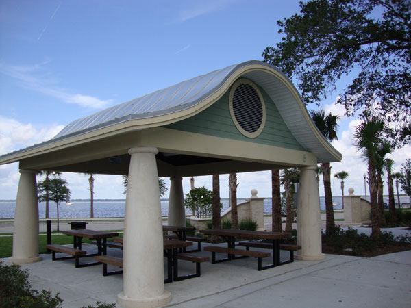 Fort Mellon Park Sanford FL