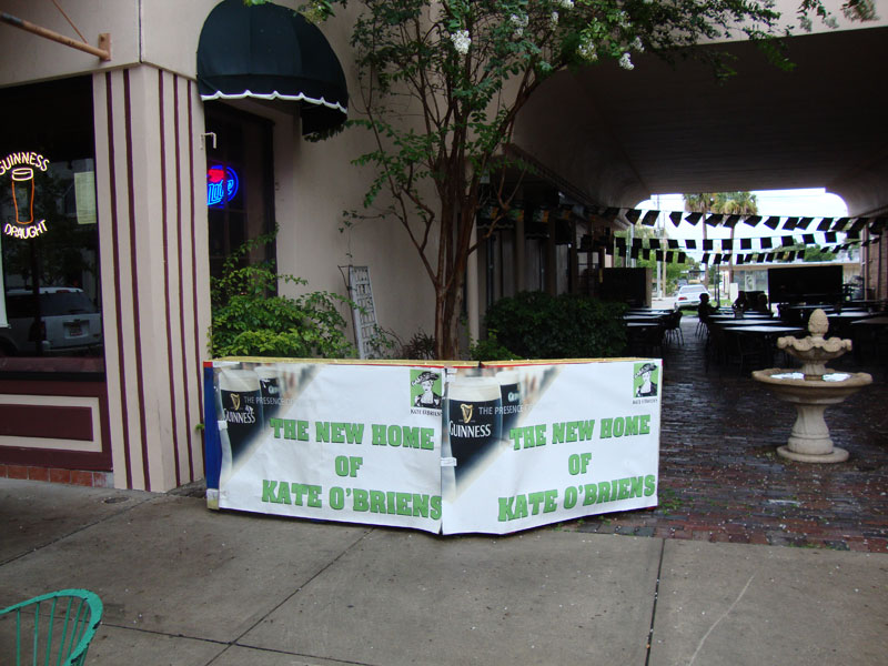 Kat O'Briens Now Open in Downtown Sanford