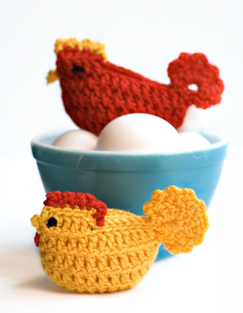 Cute Egg Warmers
