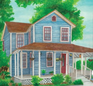 Student Art Contest of Sanford Historic Trust