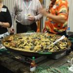 Paella at Taste of Sanford