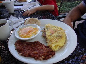 Brunch at Peach Valley Cafe Lake Mary