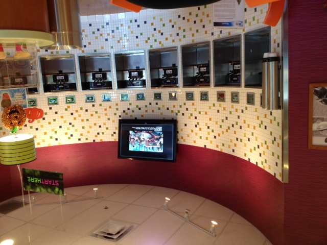 Picture of My Day – 65 – High Five Frozen Yogurt