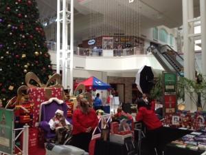 Seminole Town Center - Santa at the Mall