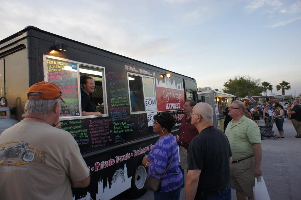 Sanford FL Food Truck Bazaar