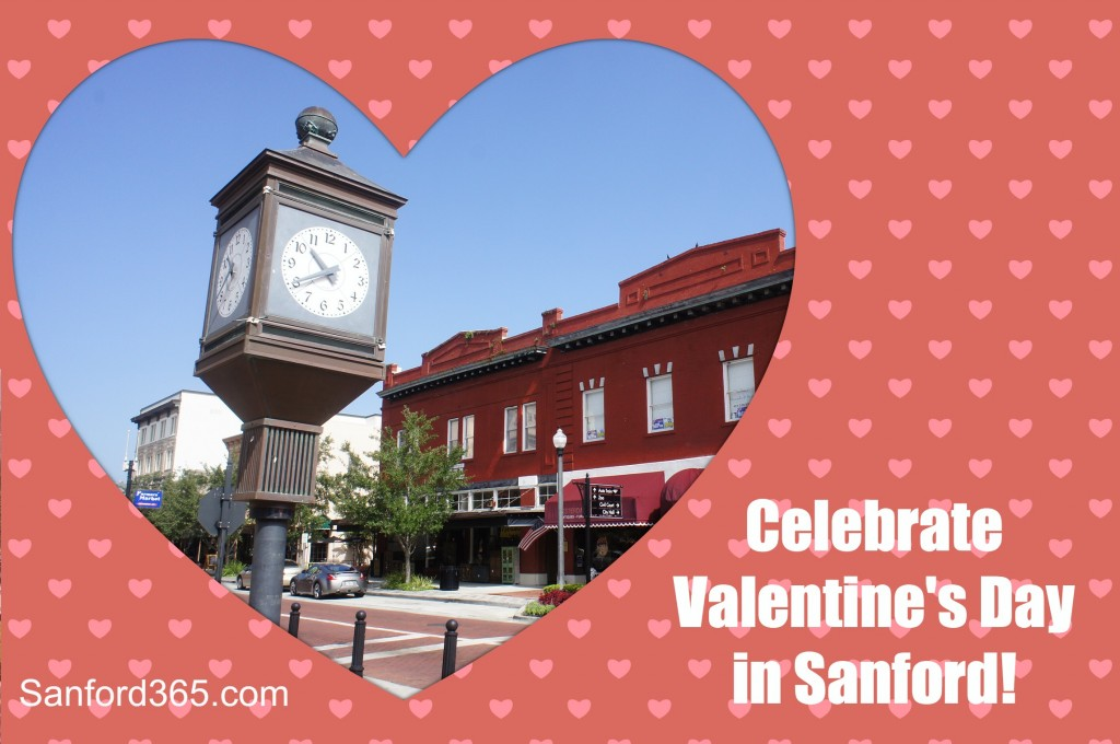 Romantic spots and things to do in sanford for valentine s for Great things to do for valentines day