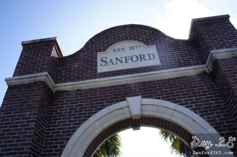Day 28 – Sanford Established 1877