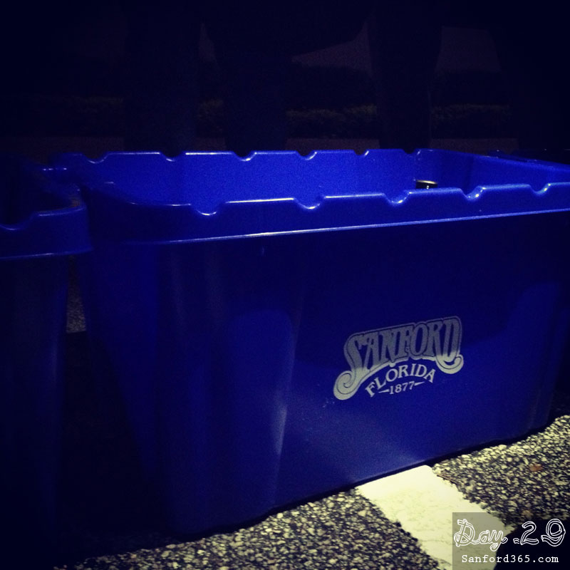 Day 29 – Recycle Bins