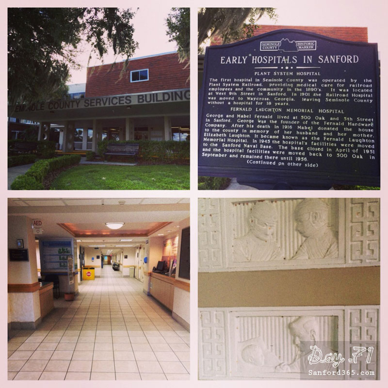 Day 71 – Old Sanford Hospital