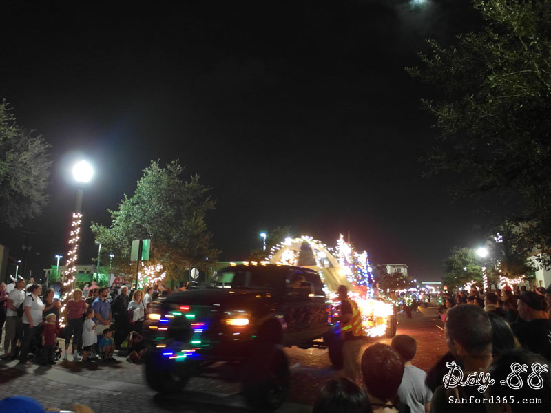 Day 88 – Parade of Lights