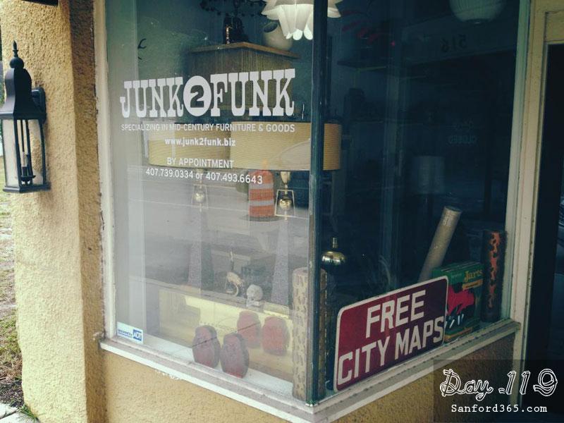 Day 119 – Junk 2 Funk