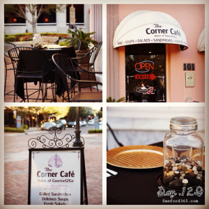 The Corner Cafe Sanford FL
