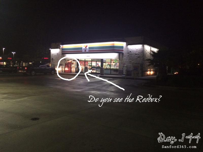 Redbox in Sanford