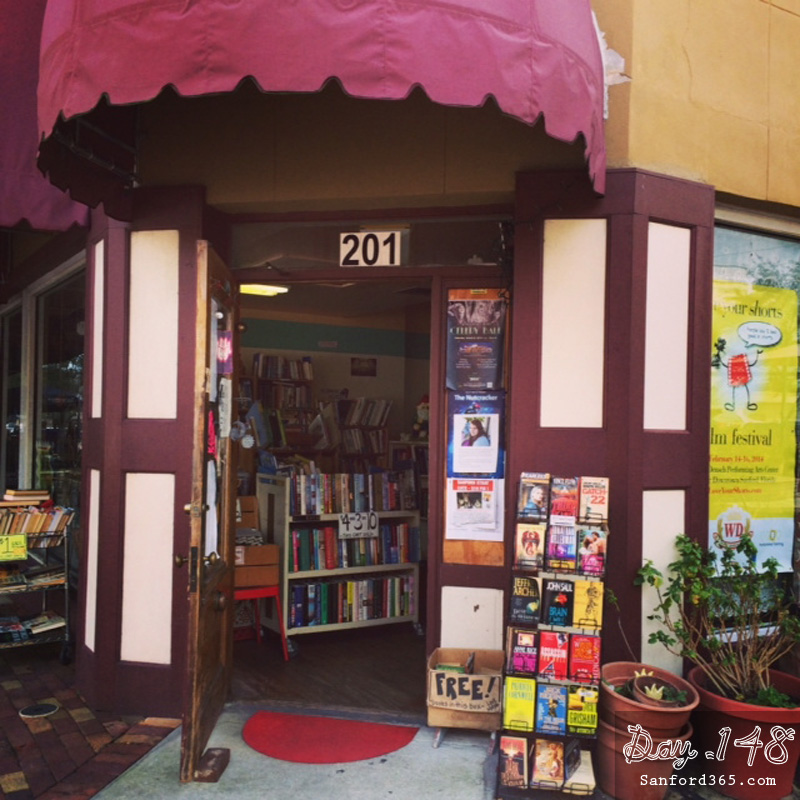 Day 148 – My Favorite Bookstore
