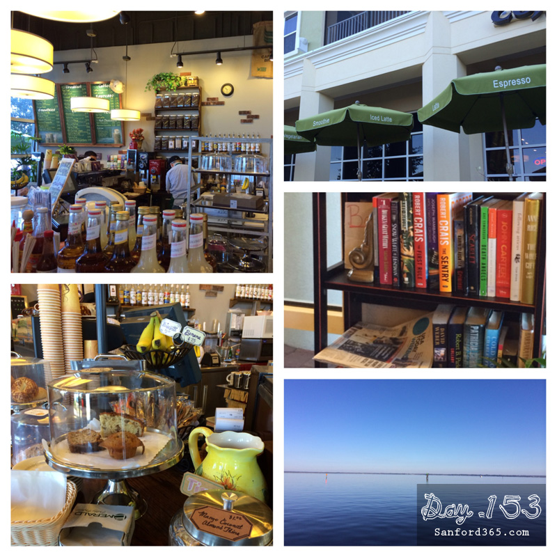 Day 153 – Cafe Di Riverwalk