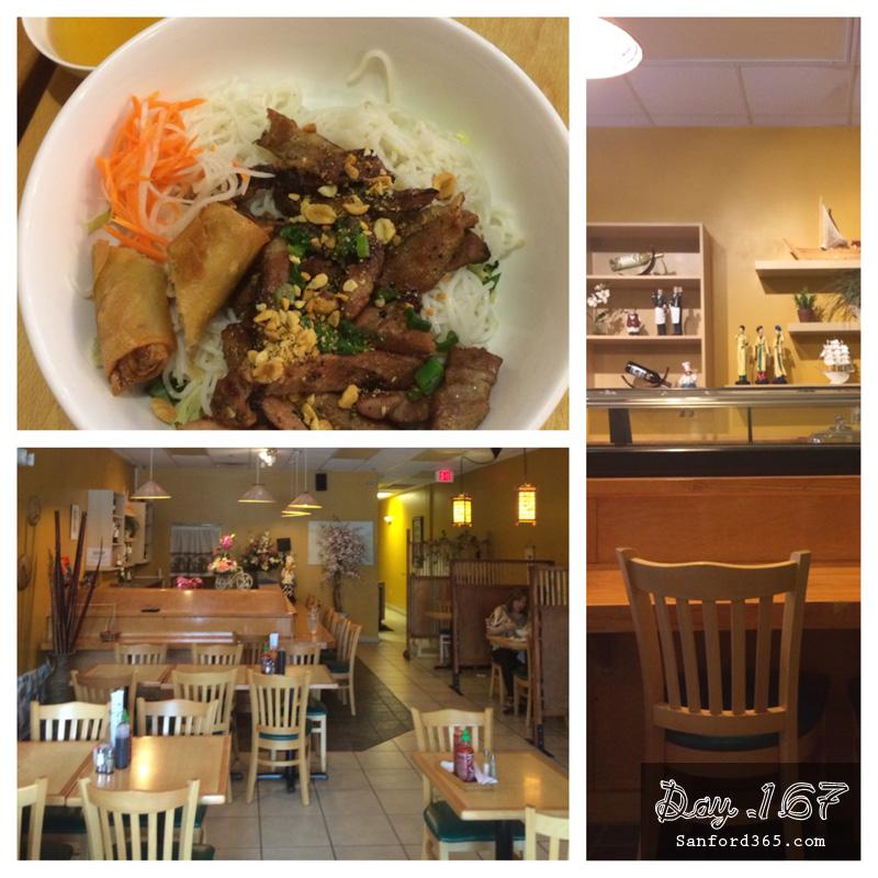 Day 167 – Bambu Vietnamese Restaurant