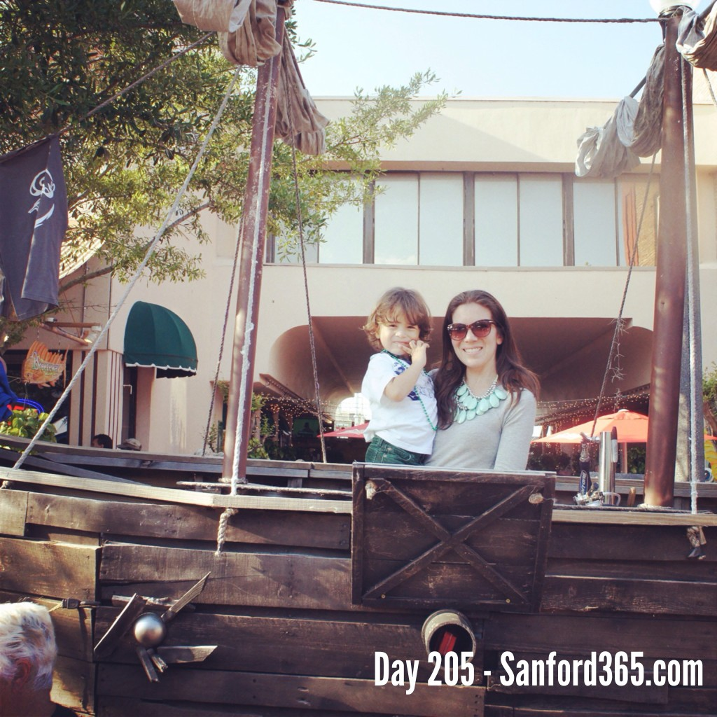 Day 205 – Pirate Fest