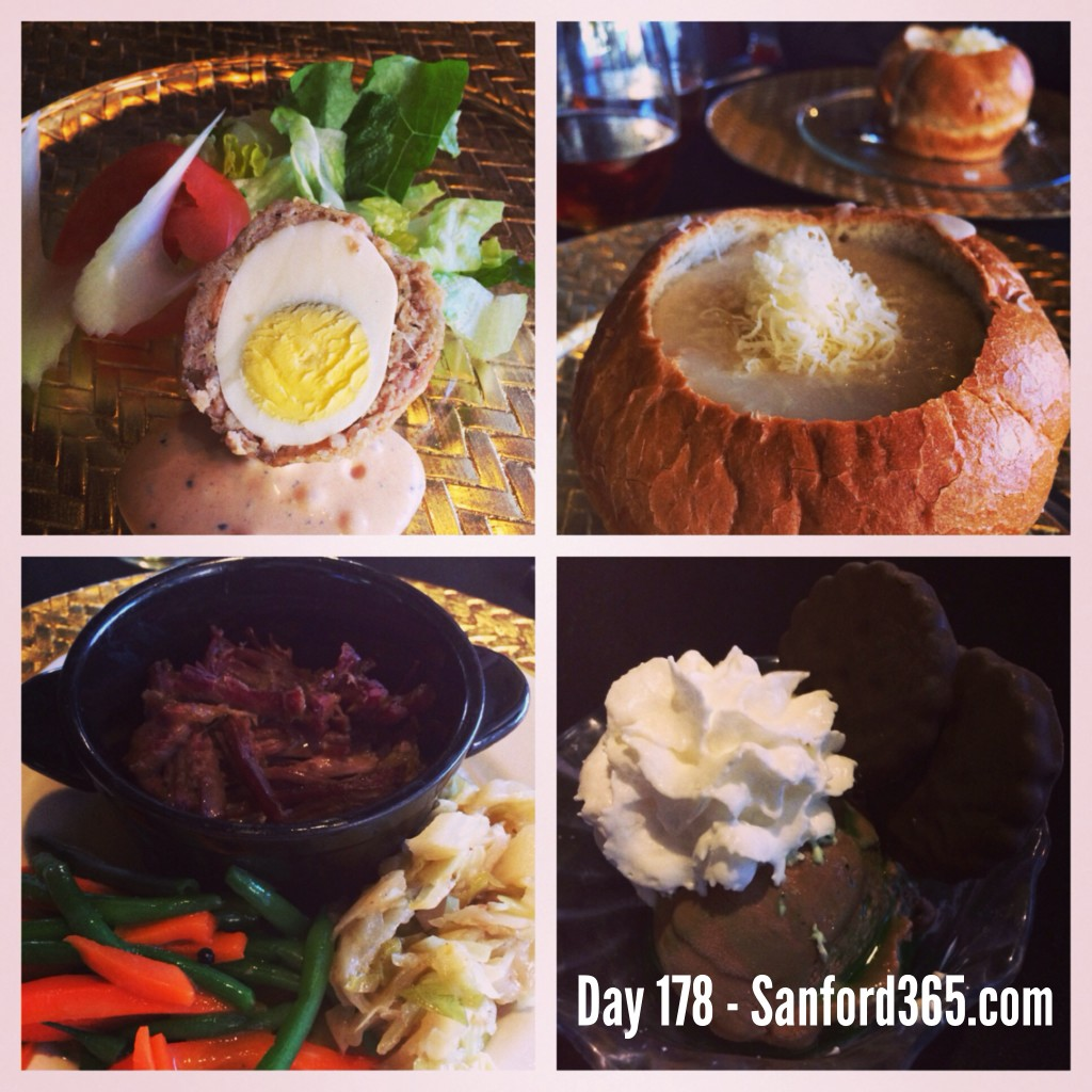 Day 178 – Corner Cafe Irish Dinner