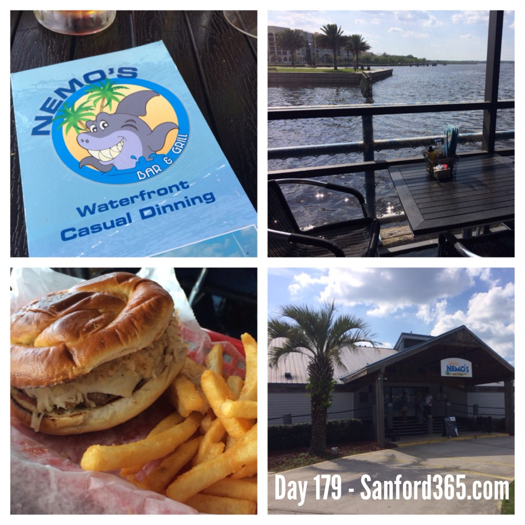 Day 179 – Nemo's Bar and Grill