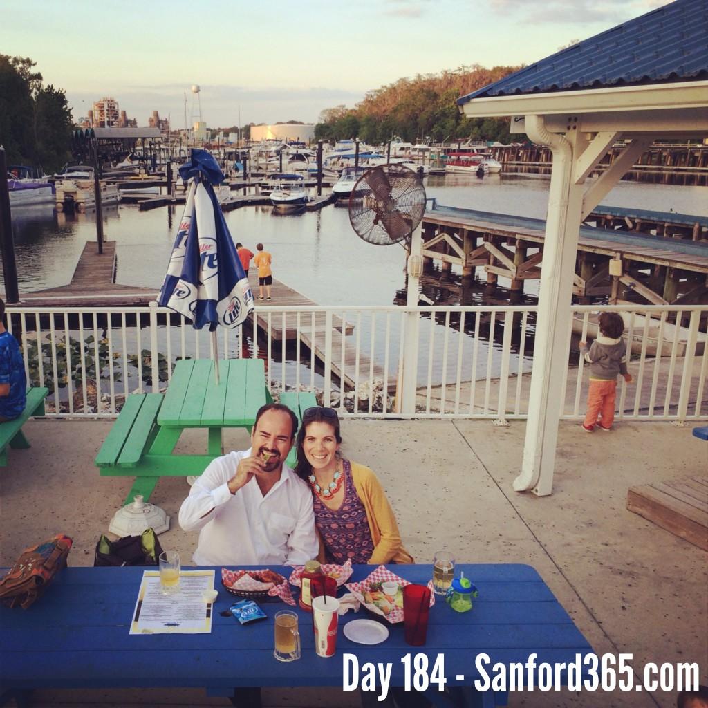 Day 184 – Docktails