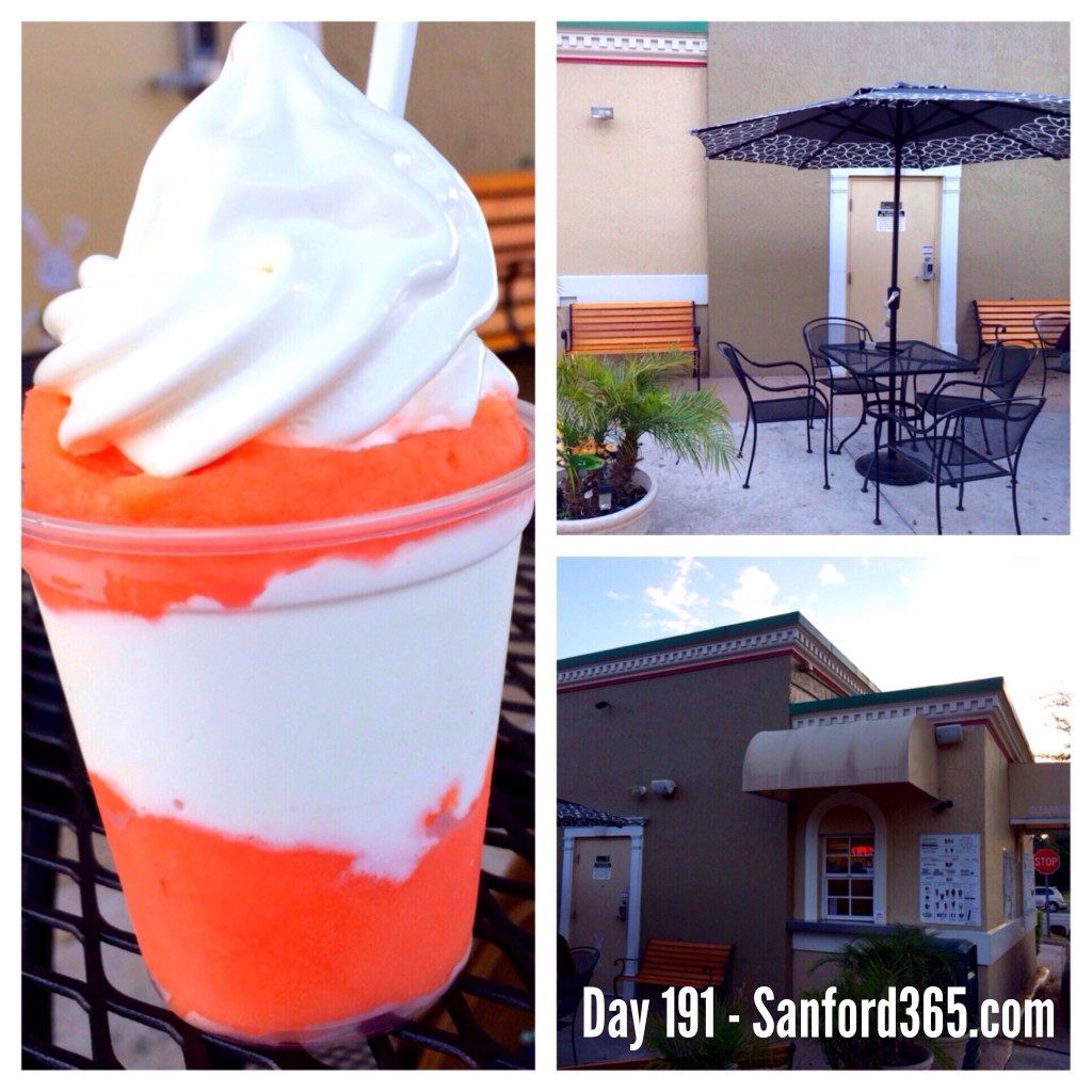 Day 191 – Sal's Italian Ice Cream