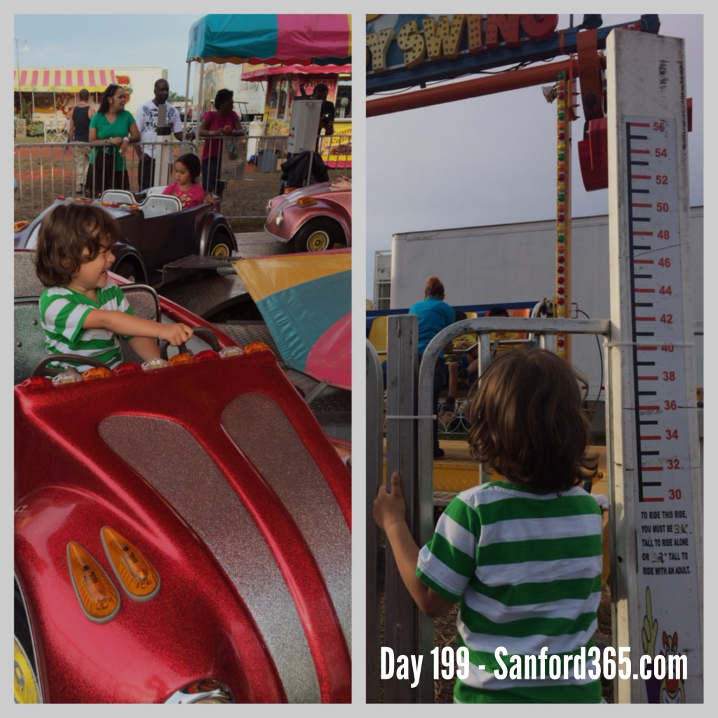 Day 199 – All's Fair in Sanford
