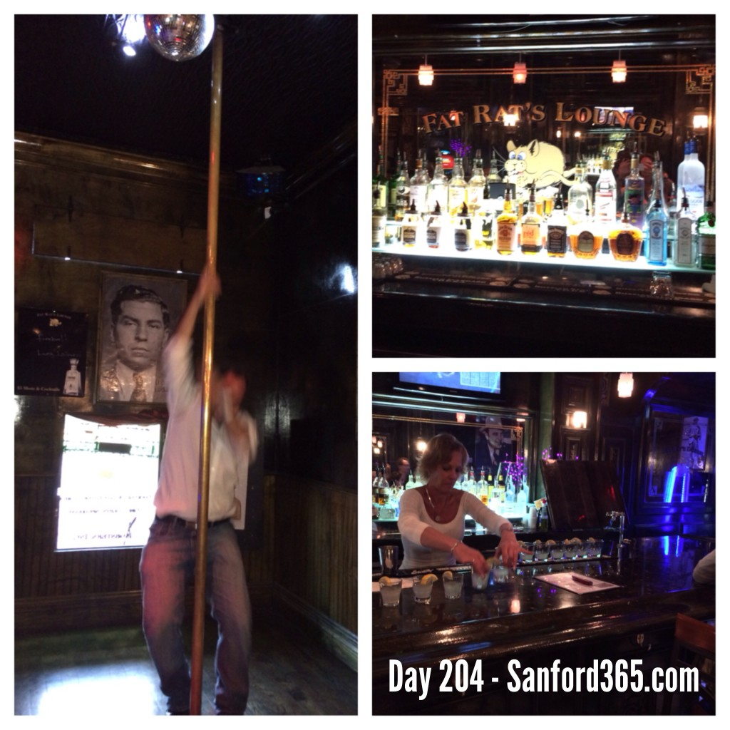 Day 204 – Fat Rat's Lounge