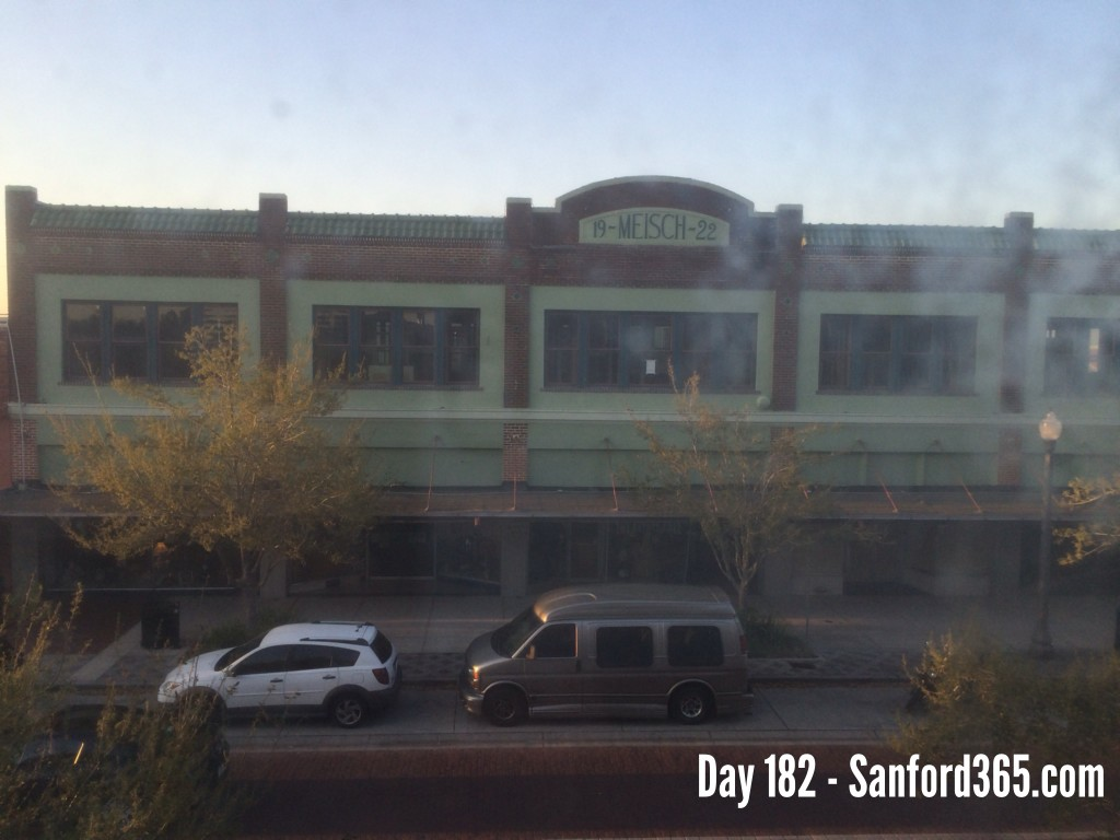 Day 182 – Different Perspective of the Meisch Building
