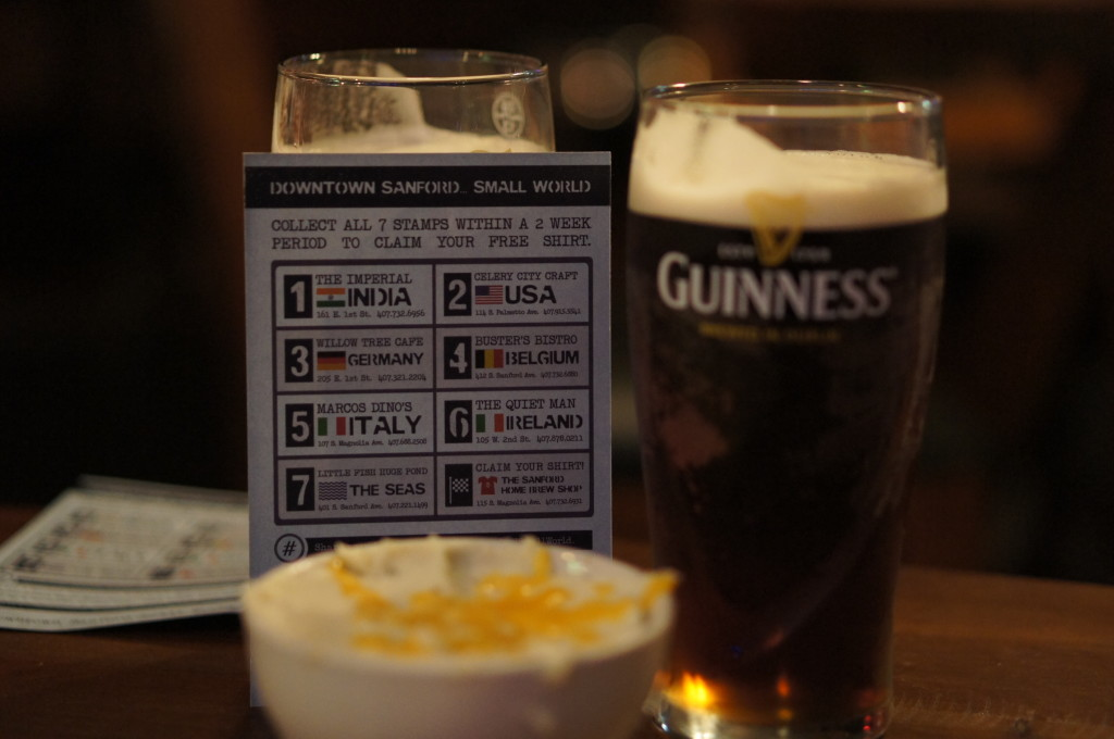 The Quiet Man Irish Pub Sanford FL