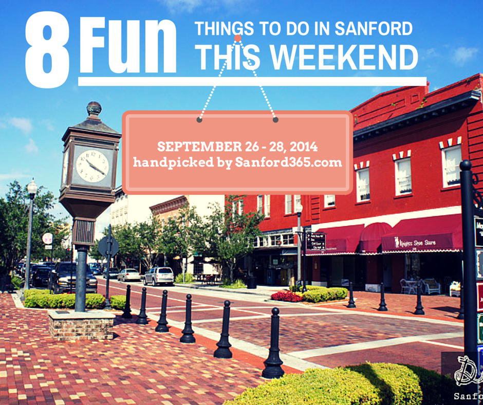 8 Fun Things to Do in Sanford this Weekend