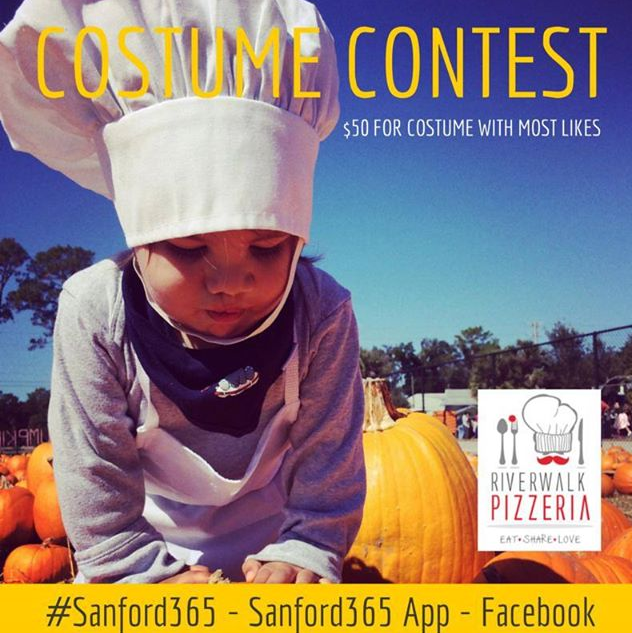 Sanford365 Halloween Contest