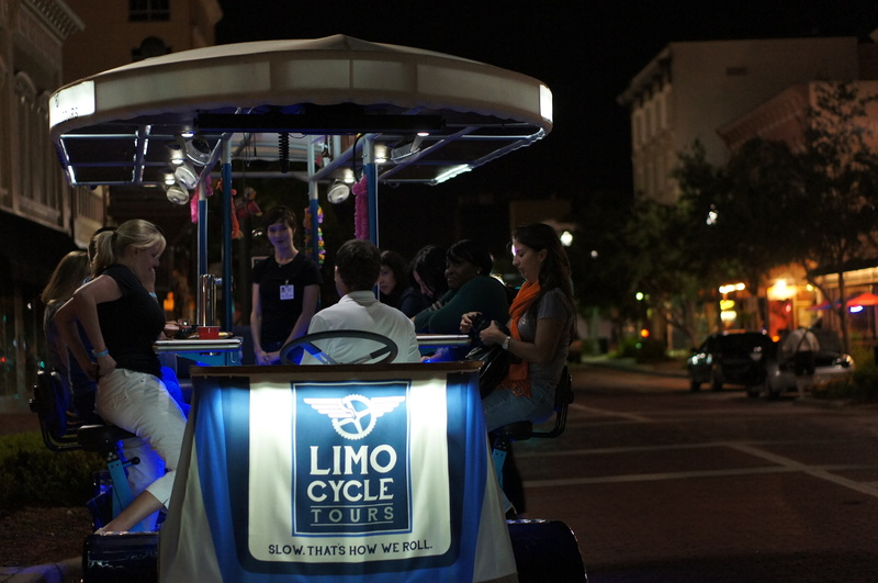 Limocycle on the streets of Sanford FL