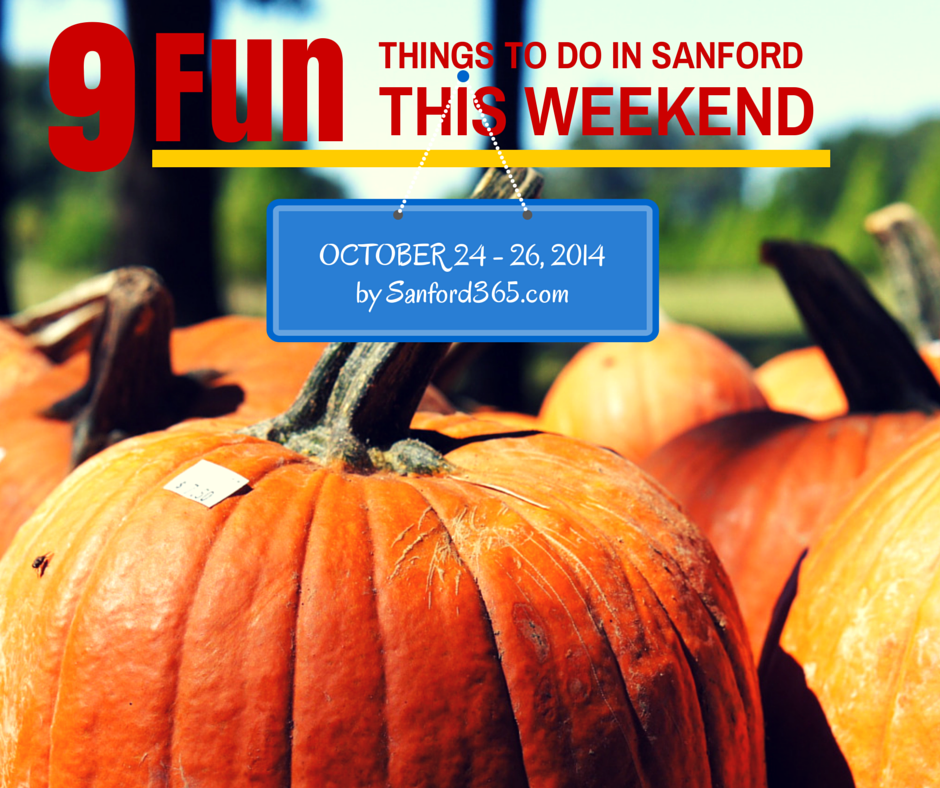 9 Fun Things to Do the Weekend of October 24-26