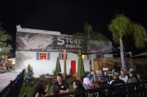 Wops Hops Sanford FL Brewery Beer Garden