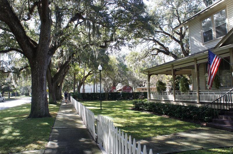 Historic District Sanford FL